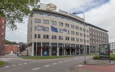 NEXTFUND adviseert bij verkoop kantoorgebouw Kamer van Koophandel