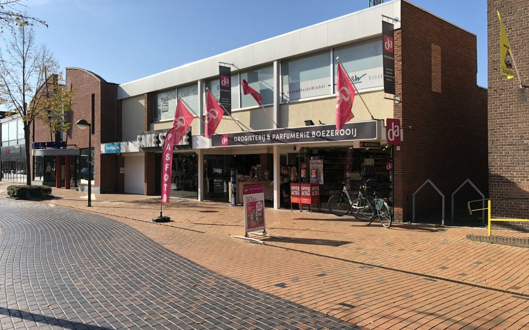 NEXTFUND verkoopt winkelbelegging in Oosterwolde